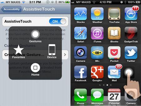 """Thủ thuật mang tính năng """"độc"""" của iPhone lên thiết bị chạy Android"""