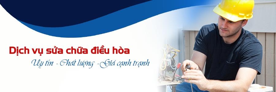 Dịch vụ sửa chữa, bảo dưỡng, nạp gas điều hòa tại Hà Nội 0904 139 165
