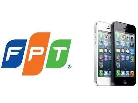 FPT sẽ độc quyền phân phối iPhone tại Việt Nam