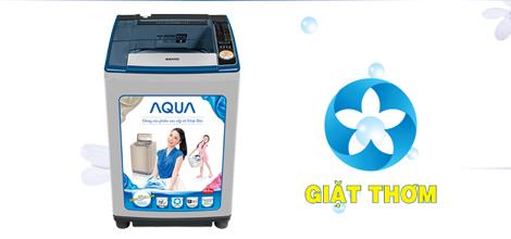 Một số lỗi thường gặp trên máy giặt Aqua