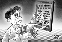 Cảnh giác để phát hiện các đối tượng gọi điện thoại giả giọng người thân hoặc cơ quan chức năng để tống tiền,lừa đảo người dân