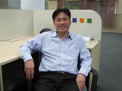 Anh Lê Đình Lộc làm Trưởng ban Văn hóa - Đoàn thể FPT