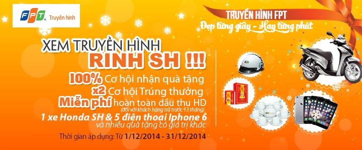 FPT Lâm Đồng khuyến mãi tháng 12