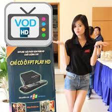 Danh sách kênh gói VOD HD