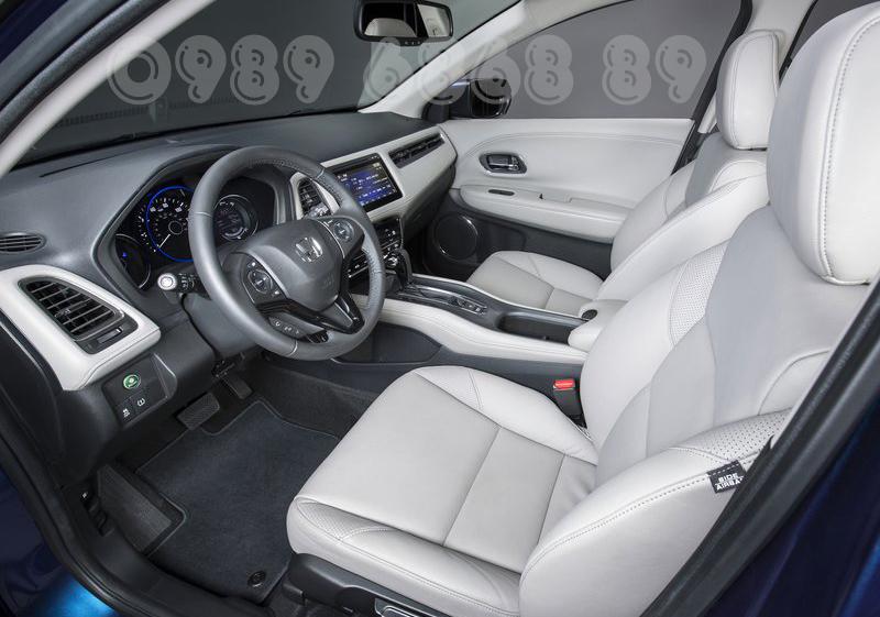 Honda HRV 2016 chinh thuc co gia ban tai My