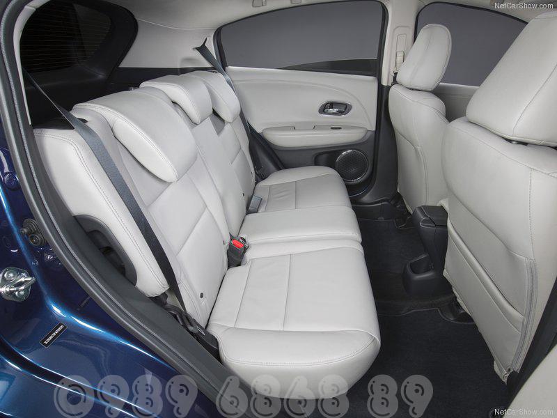 hàng ghế sau Honda HR-V