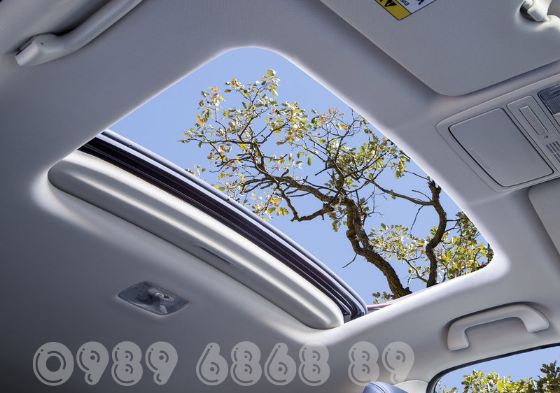 Cửa sổ trời Honda CR-V 2015