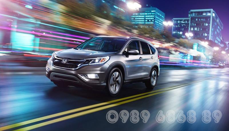 Honda CR-V 2015 chính hãng tại Hà Nội