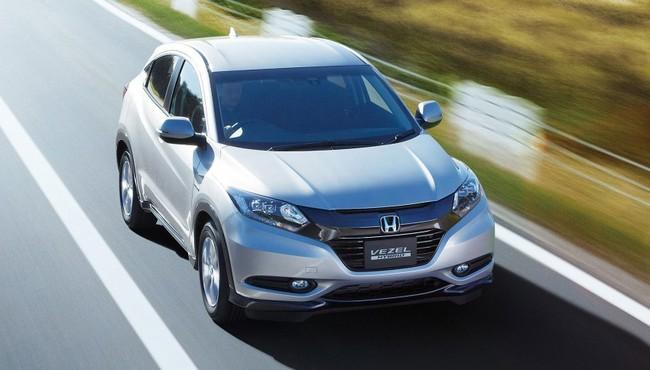Honda Vezel giá dưới 400 triệu đồng