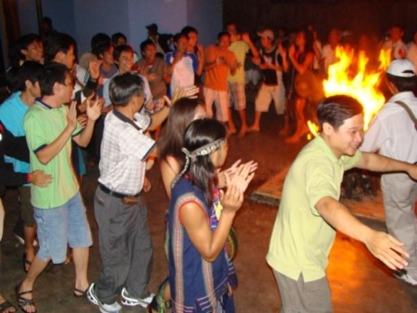 Tour Cồng Chiêng Dalat