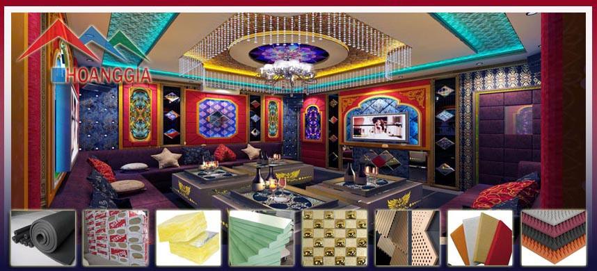 Phòng karaoke Hoàng Gia