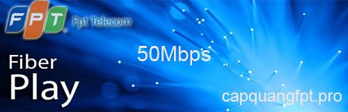 gói cước cáp quang fpt cho công ty fiber play