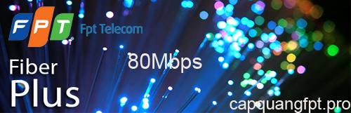 gói cước cáp quang fpt cho công ty fiber plus