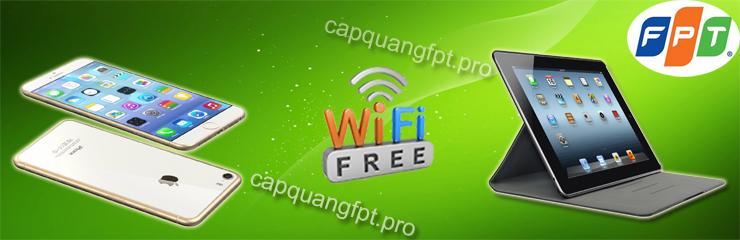 khuyến mãi lắp wifi fpt
