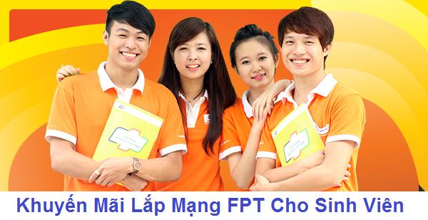 khuyến mãi lắp cáp quang fpt cho sinh viên