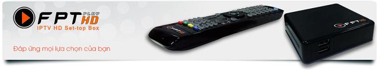 thiết bị giải mã tín hiệu truyền hình FPT