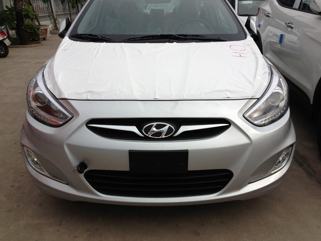 Danh Mục Sản Phẩm +Hyundai Accent Accent 2014