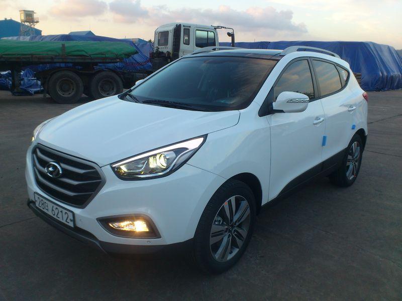 đây sẽ giúp khách hàng nhận biết chi tiết chiếc Hyundai