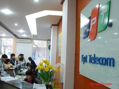 Các hình thức thanh toán cước Internet của FPT