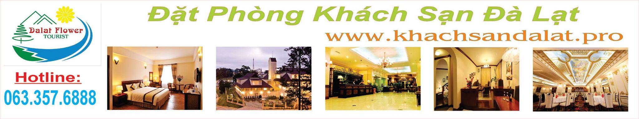 Đặt phòng Khách sạn Đà Lạt - Hotel Đà Lạt giá rẻ