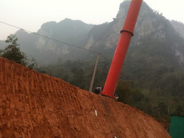Bọc phủ composite cho dường ống