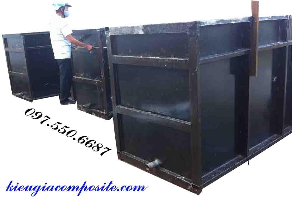 Bọc phủ composite không dẫn điện