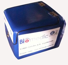 thùng giao hàng được làm từ nhựa composite độ bền cao giá thành rẻ