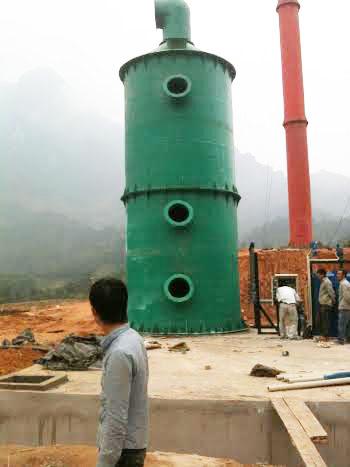 tháp nhiệt composite ,ống khói composite