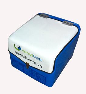 thùng chở hàng composite được làm từ chất liệu composite két hợp với sợi thủy tinh nên độ bền và tuổi thọ của nó cao hơn hẳn các loại nhựa thông thường