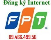 Thủ tục đăng ký mạng fpt dành cho sinh viên