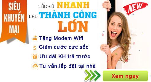 Lắp Mạng Internet Wifi Tại Biên Hòa