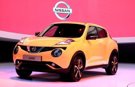 Nissan Juke hoàn toàn mới ra mắt ấn tượng