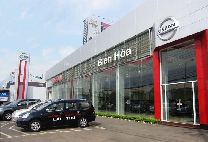 Những hình ảnh đại lý Nissan Biên Hòa