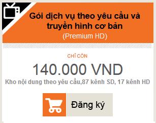 Gói Premium FPT HD