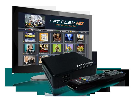 Truyền hình FPT Play HD của FPT Telecom