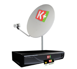 Bộ đầu thu và thiết bị giải mã K+ SD