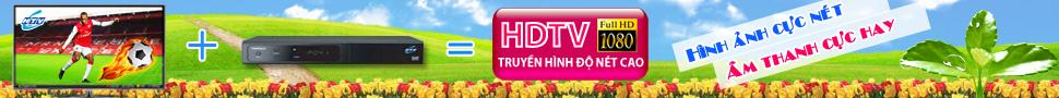 Lắp đặt truyền hình cáp TP Hồ Chí Minh