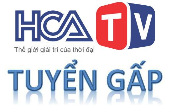 Truyền hình cáp Hà Nội thông báo tuyển dụng nhân sự