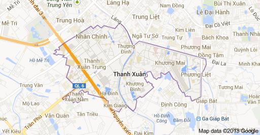 Lắp truyền hình An Viên quận Thanh Xuân