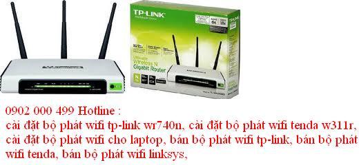 Cài Wifi Lắp Đặt Bộ Phát Wifi 0902000499 Gía Rẻ Tại Nhà Hà Nội