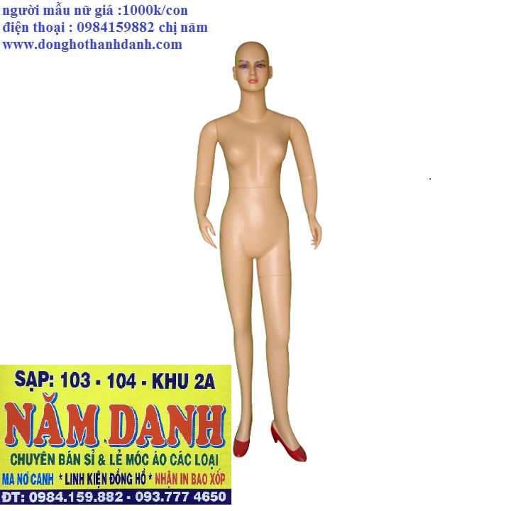 chuyên bán manocanh móc quần áo đủ các loại gỗ nhựa inoc dành cho shop & gia đìn