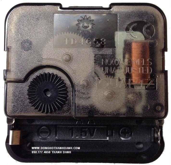 bán máy đồng hồ treo tường | máy đồng hồ treo tường kim trôi