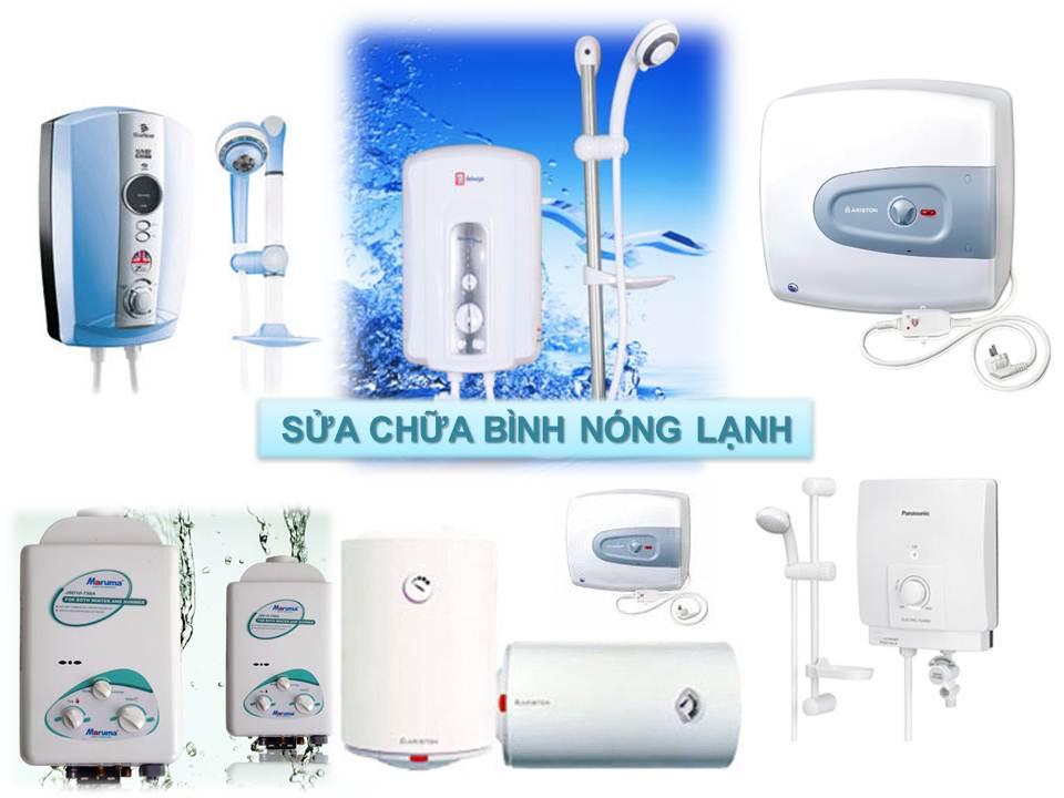 Sửa chữa, bảo dưỡng bình nóng lạnh Ariston tại quận Hoàng Mai