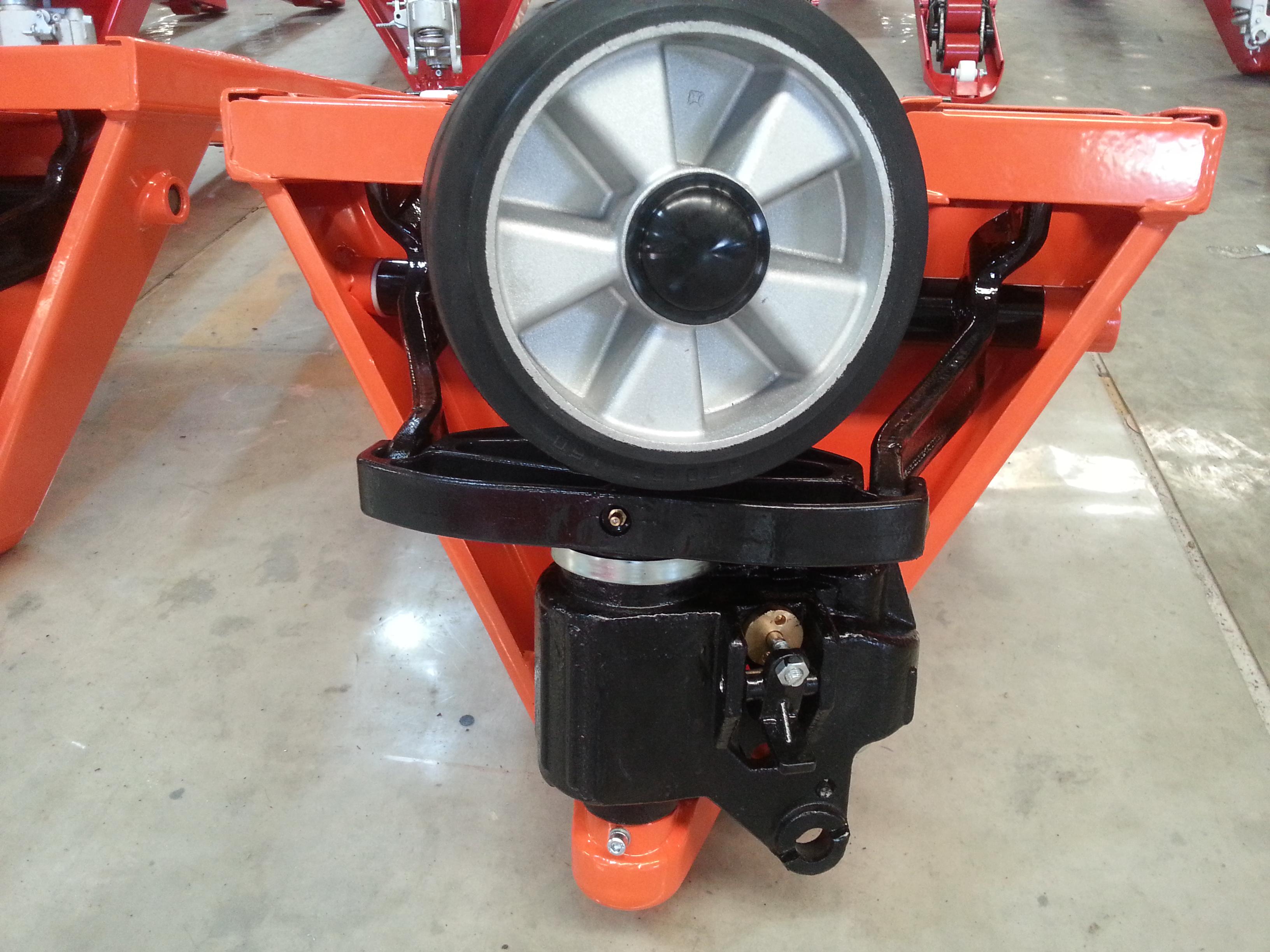 Xe nâng tay thấp D&D trọng tải 2,5 - 3 Tấn sẵn sàng đáp ứng nhu cầu của bạn