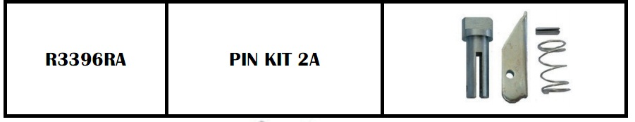 Bộ thanh chốt cho nĩa xe nâng hàng loại 2A