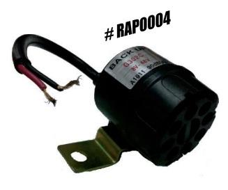Tụ điện back up cho hệ thống báo động xe nâng hàng