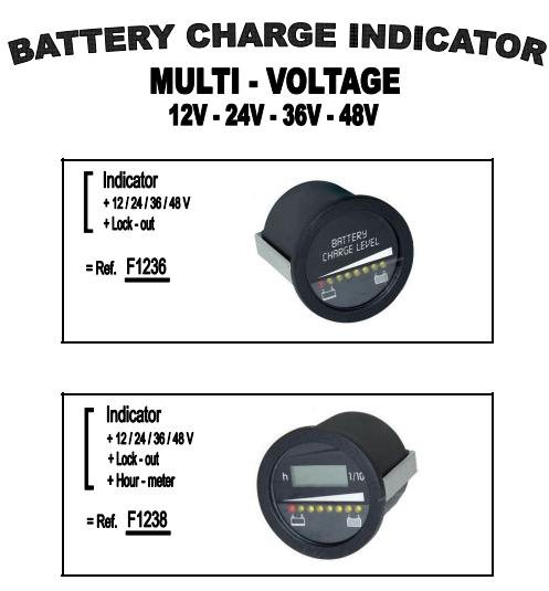đồng hồ đo năng lượng xe nâng