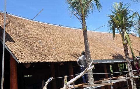 Những ngôi nhà cổ độc tại khu bảo tàng nhà cổ duy nhất Việt Nam