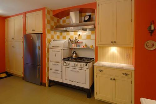 Trang trí bếp theo phong cách đồng quê cũng là một lựa chọn hay cho bạn.
