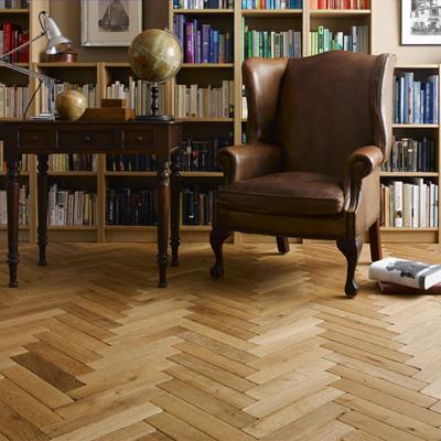 Quy trình lắp đặt sàn gỗ tự nhiên